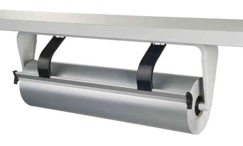 Standard Untertischabroller 30-100 cm glattes Messer